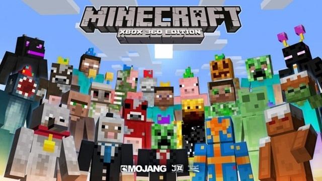 Minecraft Xbox 360 1 Yaşında!