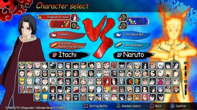 Naruto Shippuden Ultimate Ninja Storm 3 Çıkış Tarihi Açıklandı
