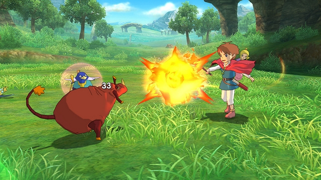 Ni no Kuni: Wrath of the White Witch Ertelendi