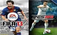 FIFA 13 - PES 2013 Rekabeti Başladı