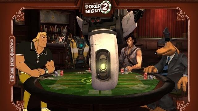 Poker Night 2 Bu Ay Sonunda Çıkıyor