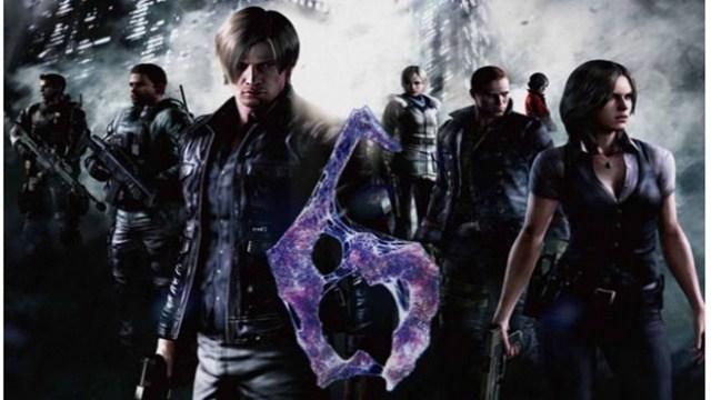 Resident Evil 6 PC Versiyonu Hediyelerle Siparişe Açıldı
