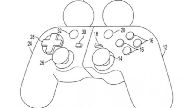 Playstation 4 Kontrol Cihazı Ortaya Çıktı