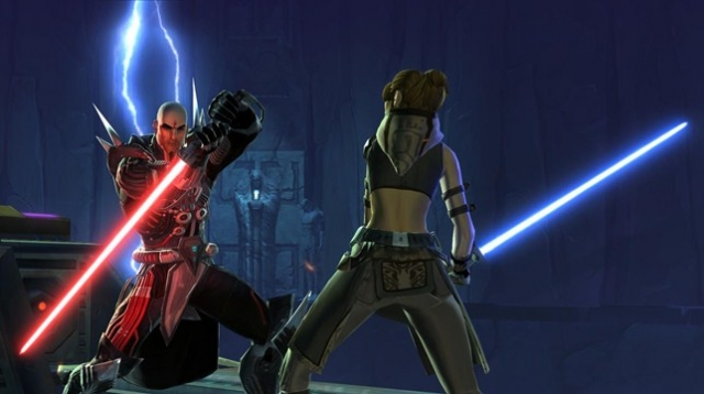 Star Wars: The Old Republic'e Yeni İçerik Geliyor