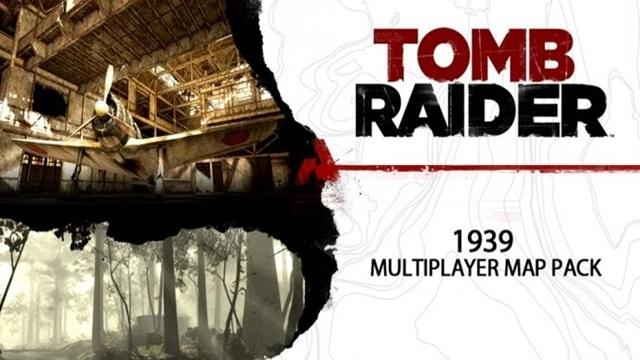 Tomb Raider 1939 Multiplayer Harita Paketi Çıktı