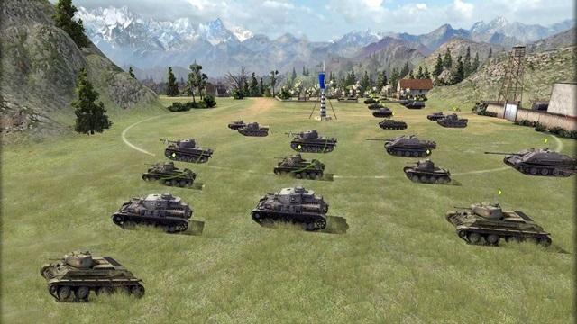 World of Tanks için Yeni Güncelleme Çıktı