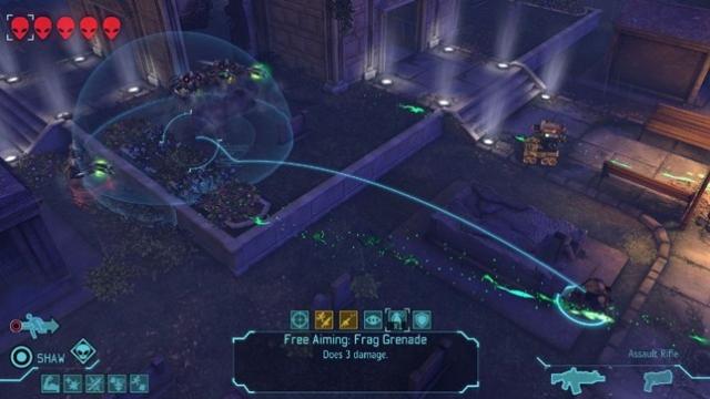 X-Com: Enemy Unknown için Ücretsiz İçerik Çıktı
