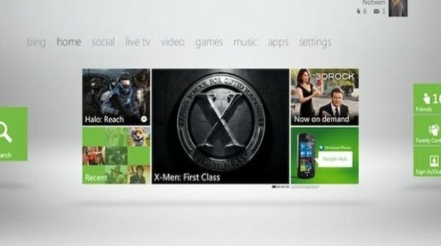 Xbox TV Geliyor