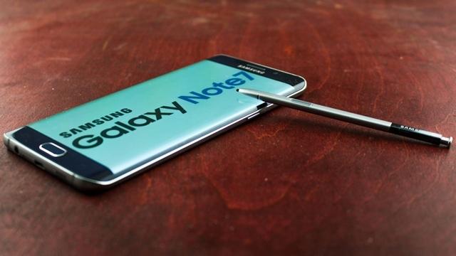 Amerika'da Galaxy Note 7 Değişim Programı Durduruldu