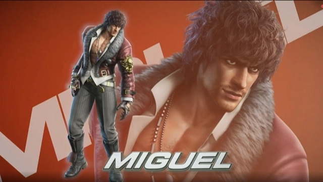Miguel, Tekken 7 Kadrosuna Katıldı