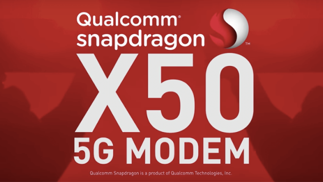 Qualcomm, İlk 5G Modemi ile 5Gbps İndirme Hızına Ulaştı
