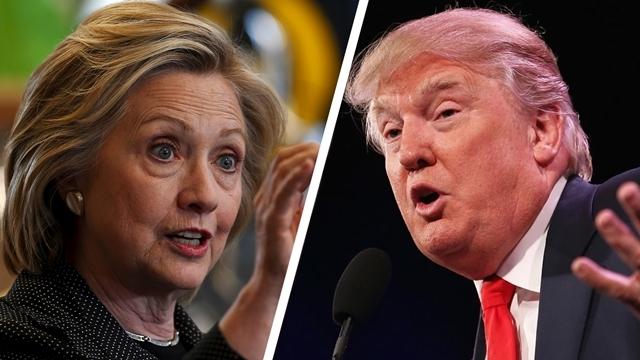 Trump ve Clinton Başkanlık Tartışmasını YouTube'da 124 Milyon Kişi İzledi