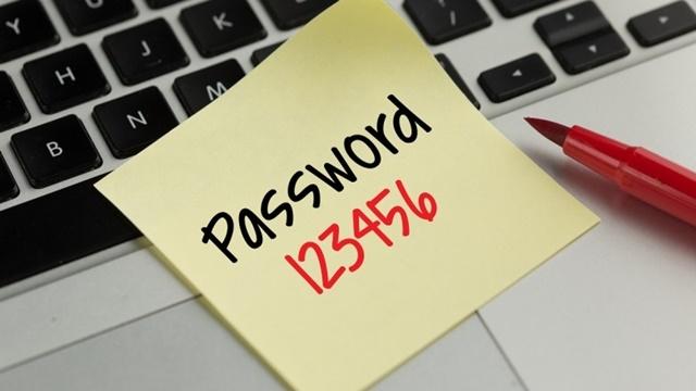 2016'nın En Çok Kullanılan Şifresi Yine '123456' Oldu