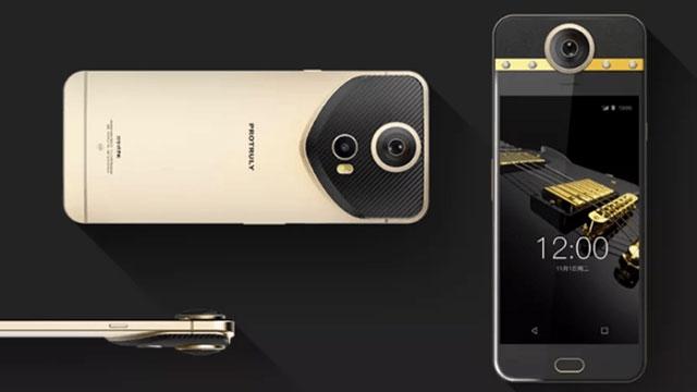 Yenilikçi Akıllı Telefon ProTruly Darling, 360 Derece Video Kaydı Yapabiliyor