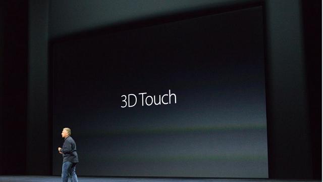 Apple'dan Dokunmatik Ekran Devrimi: 3D Touch