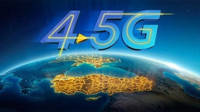 Türkiye'de 4.5G Abone Sayısında Büyük Artış!