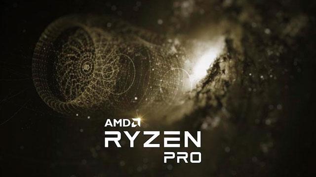 AMD Ryzen Pro İşlemciler Kurumsal Pazara Açılıyor