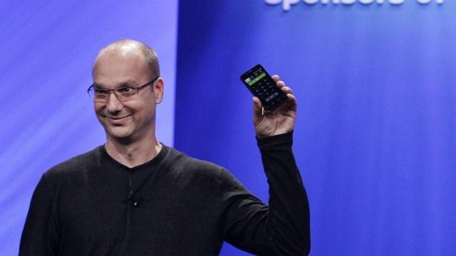 Android'in Kurucusu Yapay Zeka Odaklı Akıllı Telefon Geliştiriyor