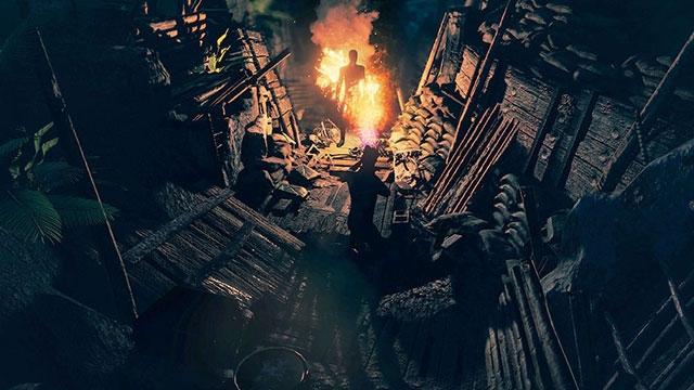 Sinematik Anlatıyı Oyun Mekaniği ile Harmanlayan Korku Oyunu: Apocalypse Now