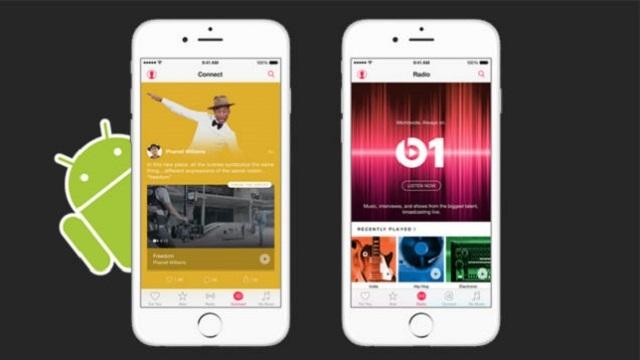 Apple Music Android Görüntüleri Sızdırıldı