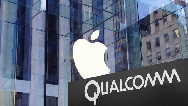Qualcomm Apple'a Karşı Kılıcını Çekti, İthalatın Yasaklanmasını İstiyor!