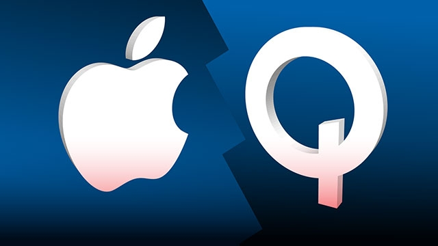 Apple ve Qualcomm'un Hukuk Savaşı İngiltere'ye Sıçradı