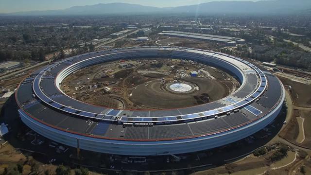 Apple'ın Mükemmeliyetçiliği Yeni Kampüsünün Yapımını Yavaşlattı