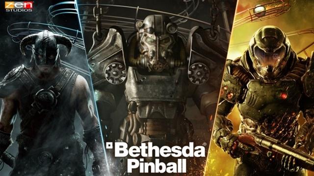 Bethesda Oyunları Temalı Bethesda Pinball Çıktı, Hemen İndirin!