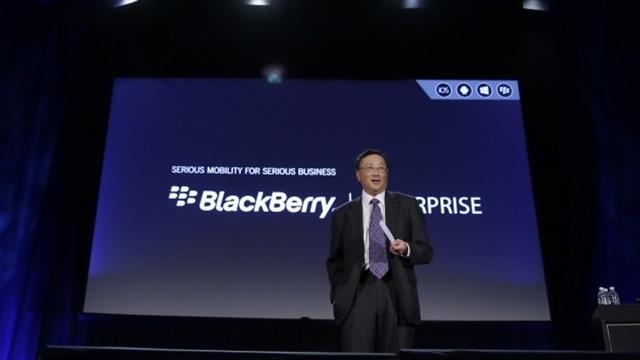 Yeni BlackBerry Telefonları İçin Hedef CES 2017