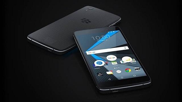 BlackBerry DTEK50 Dünyanın En Güvenli Android Telefonu Olmaya Aday
