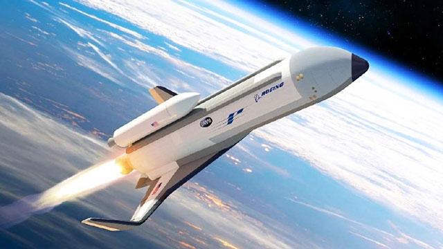Boeing'den Yeni Hipersonik Uzay Aracı Geliyor