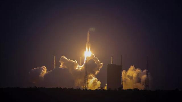 Çin'in Uzay Çalışmaları Büyük Darbe Yedi