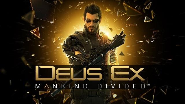 Merakla Beklenen Deus Ex: Mankind Divided Satışa Çıktı
