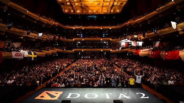 Uluslararası Dota 2 Turnuvasının Ödül Havuzu Yine Dudak Uçuklatıyor