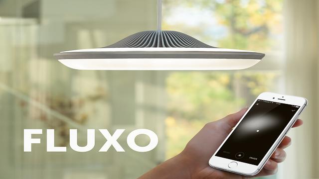 Dünyanın İlk Akıllı Lambası ile Tanışın: FLUXO