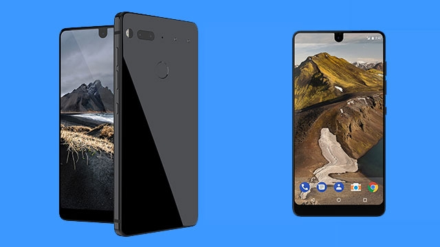 Android'in Babası Andy Rubin, Essential Phone'u Tanıttı