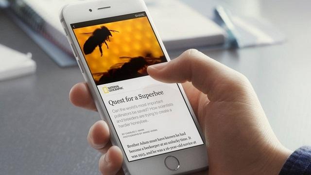Facebook Anlık Makale Hizmetine Başladı