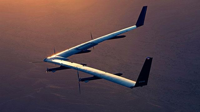 Facebook'un Geliştirdiği Drone İlk Kez Başarıya Ulaştı