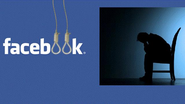 Facebook'ta Bir Canlı Yayın İntiharı Daha Yaşandı