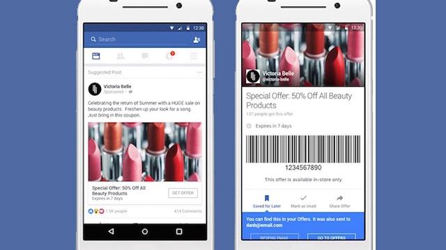 Facebook, Alışveriş Sistemini Geliştirecek 'Rewards' Özelliğini Test Ediyor