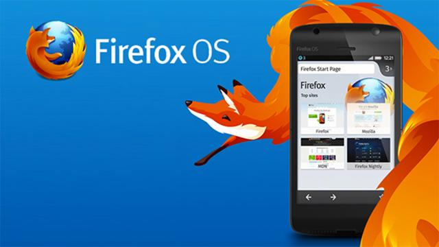 Firefox OS Tamamen Öldü!