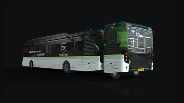 Formik Asitten Güç Alan Otobüs Geliştirildi