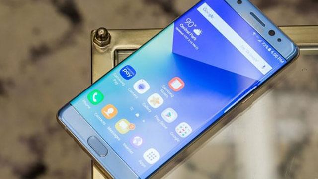 Samsung Galaxy Note 8'in Kod Adı Ortaya Çıktı: 'Great'