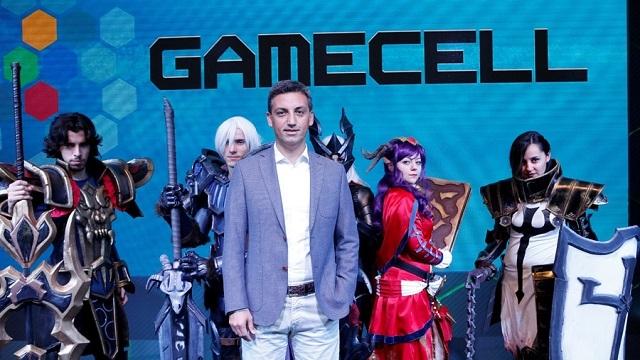 Turkcell Oyun Pazarına Gamecell ile Giriyor