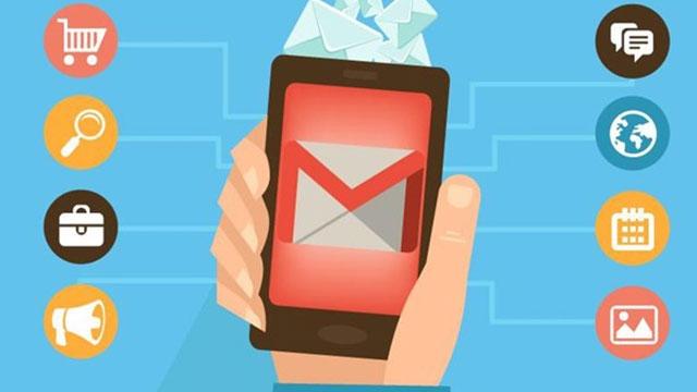 Gmail Kullanıcıları Artık 50 Megabayt'a Kadar Dosya Alabilir