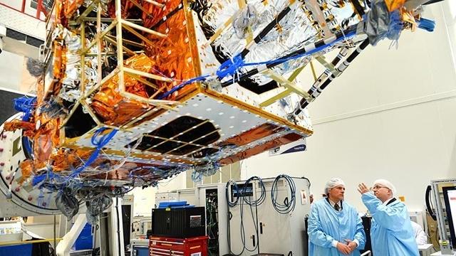 Göktürk-1 Uydusu İçin Geri Sayım Başladı