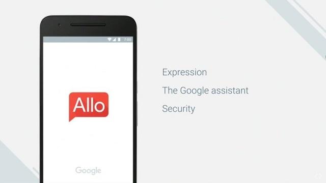 Google Allo 21 Eylül'de Yayınlanıyor!