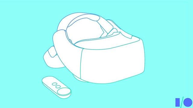 Google, HTC ve Lenovo İle Bağımsız Bir Daydream VR Gözlüğü Çıkaracak