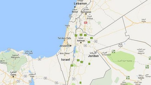 Google Haritalar Filistin'i Neden Yok Saydı?