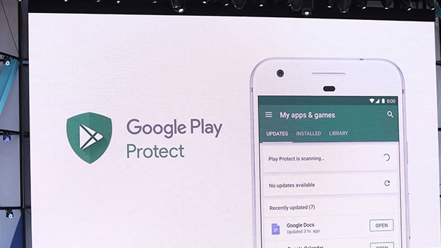 Google Play Protect Duyuruldu, Kötü Amaçlı Uygulamalara Son!